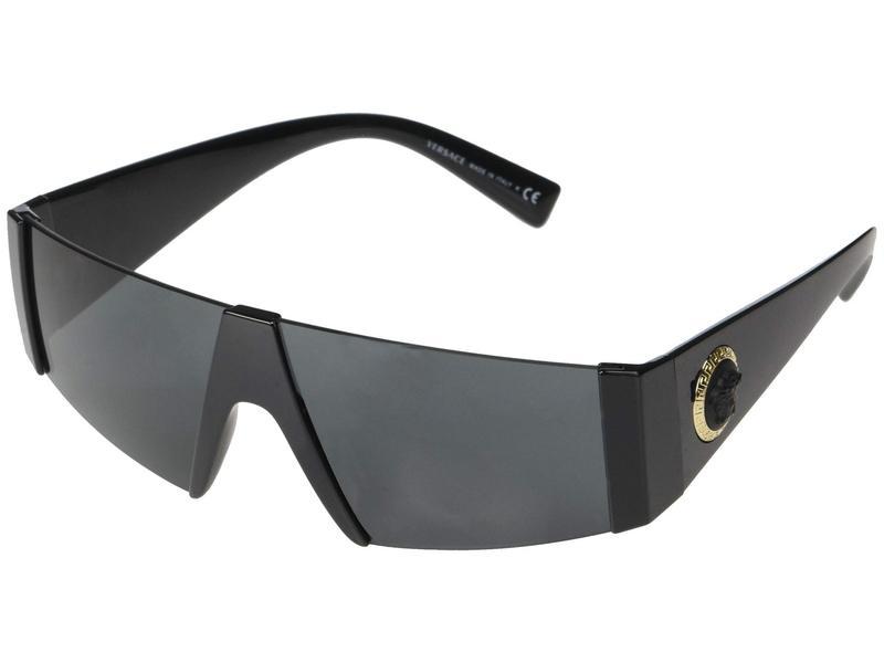 ヴェルサーチ メンズ サングラス・アイウェア アクセサリー VE4360 Black/Grey