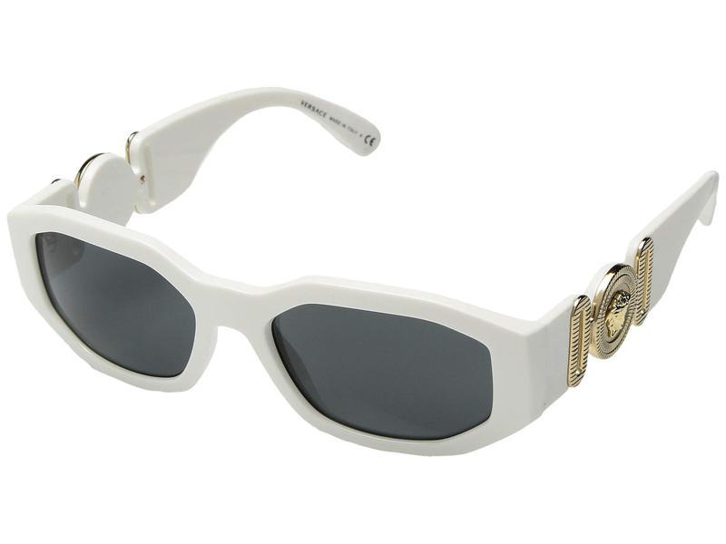 ヴェルサーチ メンズ サングラス・アイウェア アクセサリー VE4361 White/Grey