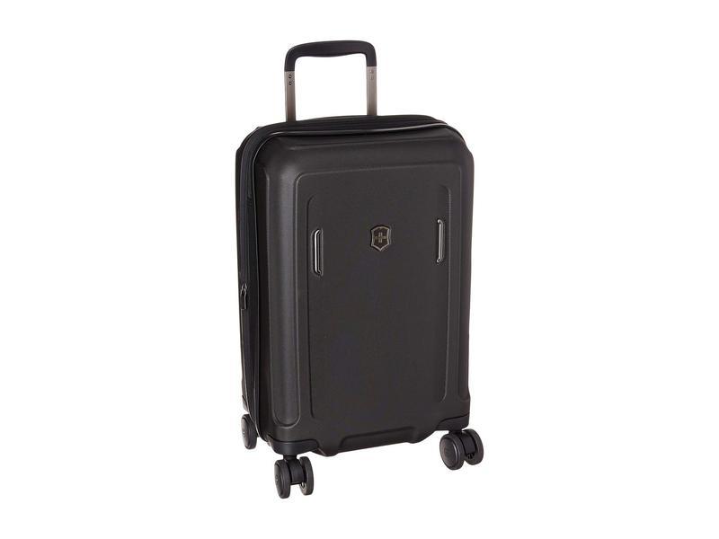 ビクトリノックス メンズ ボストンバッグ バッグ Werks Traveler 6.0 Frequent Flyer Hardside Carry-On Black