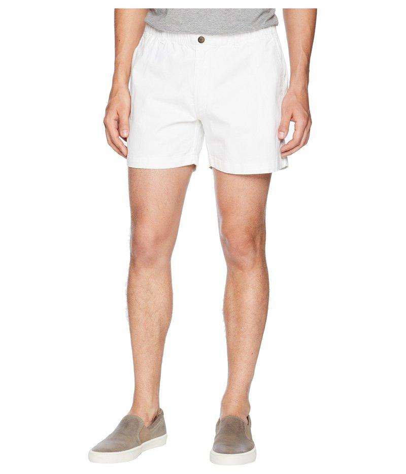 ビンテージ1946 メンズ ハーフパンツ・ショーツ ボトムス Original Snappers Short White