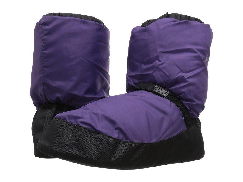 ブロック レディース サンダル シューズ Warm Up Bootie Purple