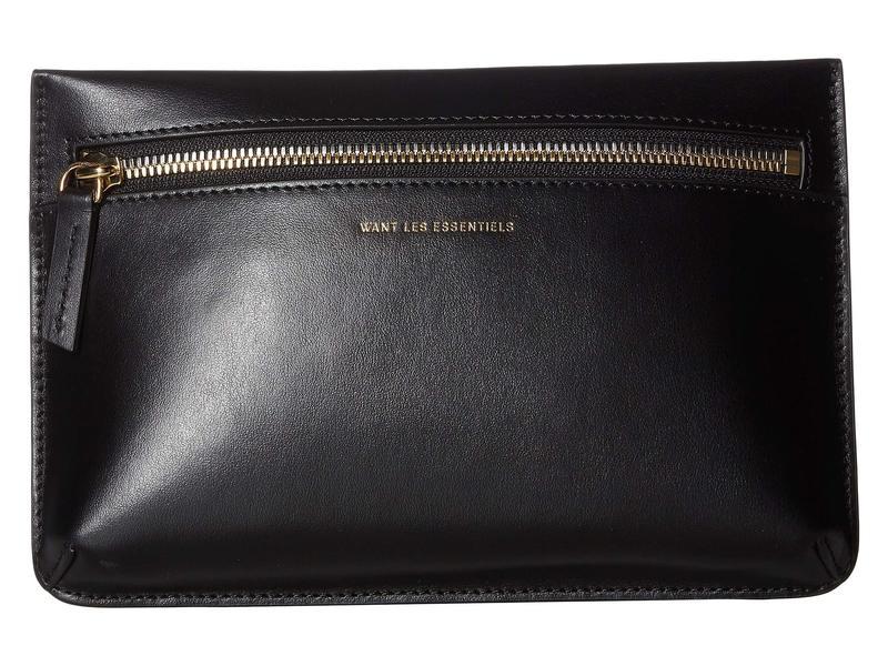 ウォントレスエッセンシャル メンズ ボディバッグ・ウエストポーチ バッグ Castillo Convertible Belt Bag Jet Black