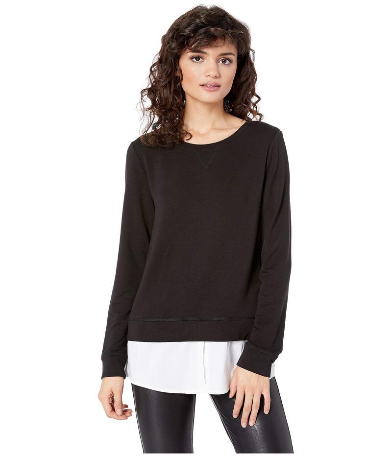 ビービーダコタ レディース パーカー・スウェット アウター Casual Cute Sweatshirt Black