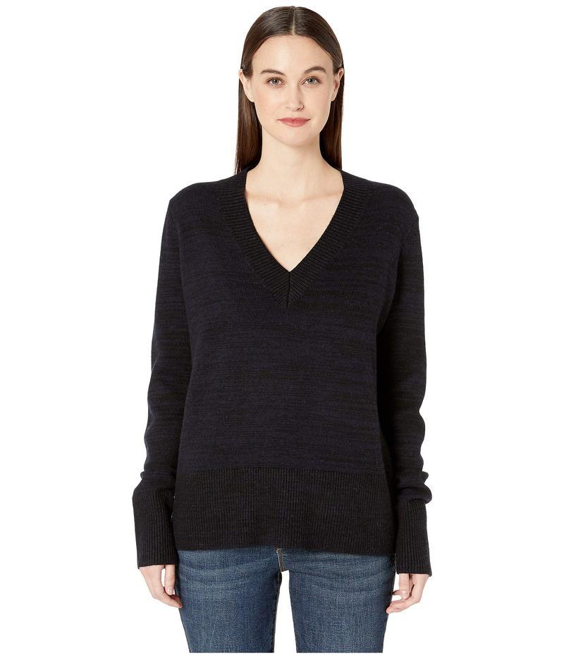 ボールドウィンデニム レディース ニット・セーター アウター Lana Sweater Graphite Blue