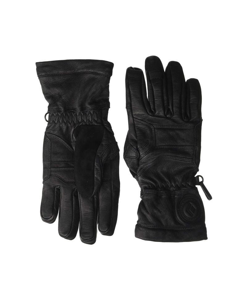 ブラックダイヤモンド メンズ 手袋 アクセサリー Kingpin Gloves Black