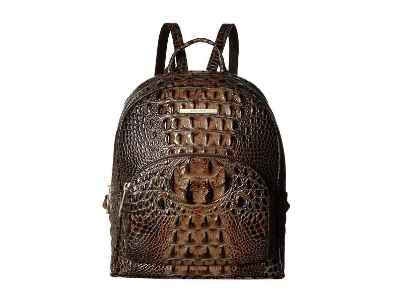 ブランミン レディース バックパック・リュックサック バッグ Melbourne Mini Dartmouth Backpack Chicory