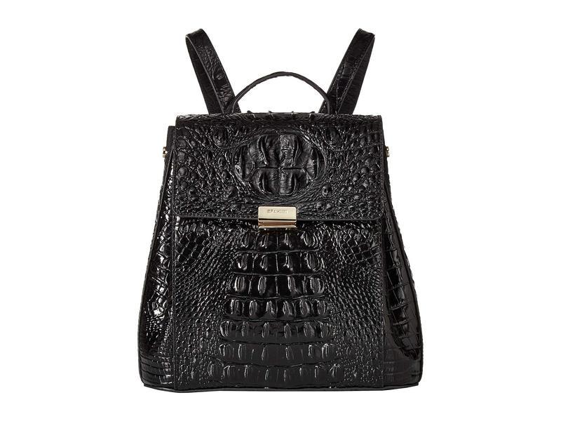 ブランミン レディース バックパック・リュックサック バッグ Margo Backpack Black