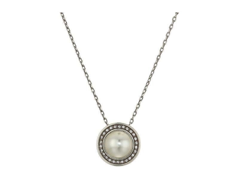 ブライトン ブライトン レディース ネックレス Short・チョーカー・ペンダントトップ アクセサリー Ellipse Chara Ellipse Short Necklace Pearl, アルシェ Arche Selection:a0358620 --- idia-africa.com