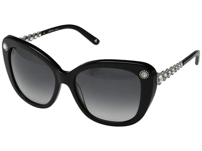 ブライトン レディース サングラス・アイウェア アクセサリー Twinkle Link Sunglasses Black