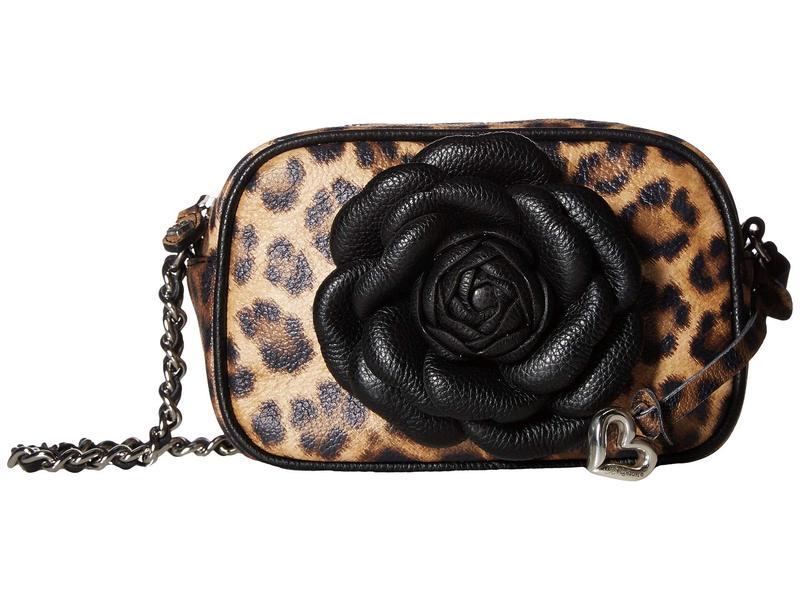 ブライトン レディース ボストンバッグ バッグ Rosie Mini Camera Bag Leopard