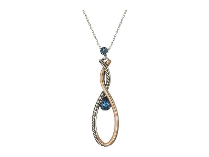 ブライトン レディース ネックレス・チョーカー・ペンダントトップ アクセサリー Neptune's Rings Infinity Gems Necklace Multi