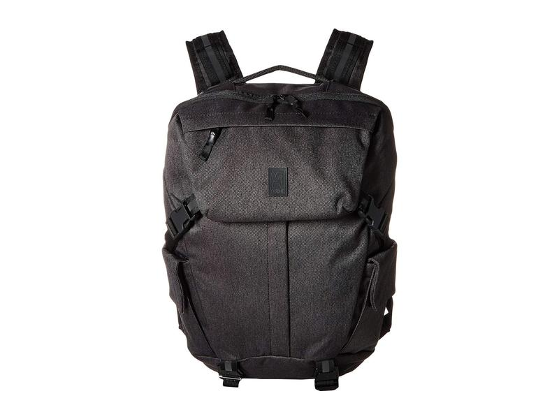 20805271f996 送料無料 サイズ交換無料 クローム メンズ バッグ バックパック・リュックサック Black クローム メンズ