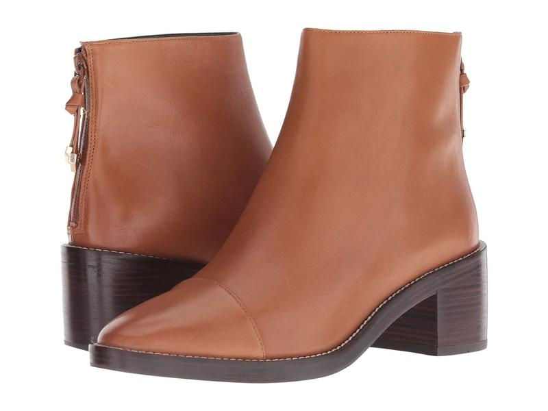 コールハーン レディース ブーツ・レインブーツ シューズ 50 mm Winnie Grand Bootie Waterproof British Tan Waterproof Leather