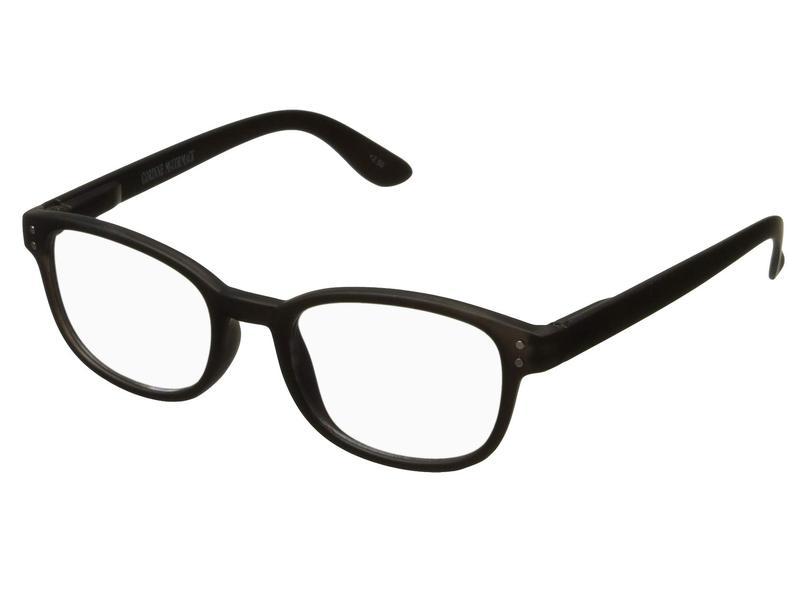 コリーヌ・マコーマック レディース サングラス・アイウェア アクセサリー Color Spex with BluePro Lens Technology Readers Black