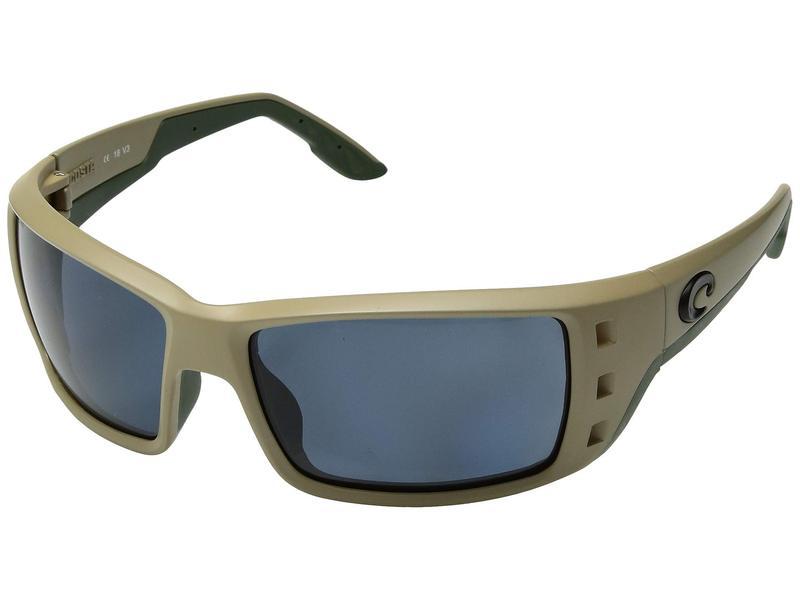コスタ メンズ サングラス・アイウェア アクセサリー Permit Sand/Gray 580P
