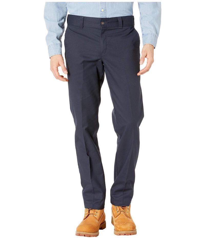ディッキーズ メンズ カジュアルパンツ ボトムス 67 Collection - Slim Fit Industrial Work Pants Dark Navy