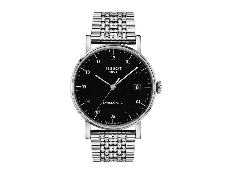 ティソット メンズ 腕時計 アクセサリー Everytime Swissmatic - T1094071105200 Silver/Grey