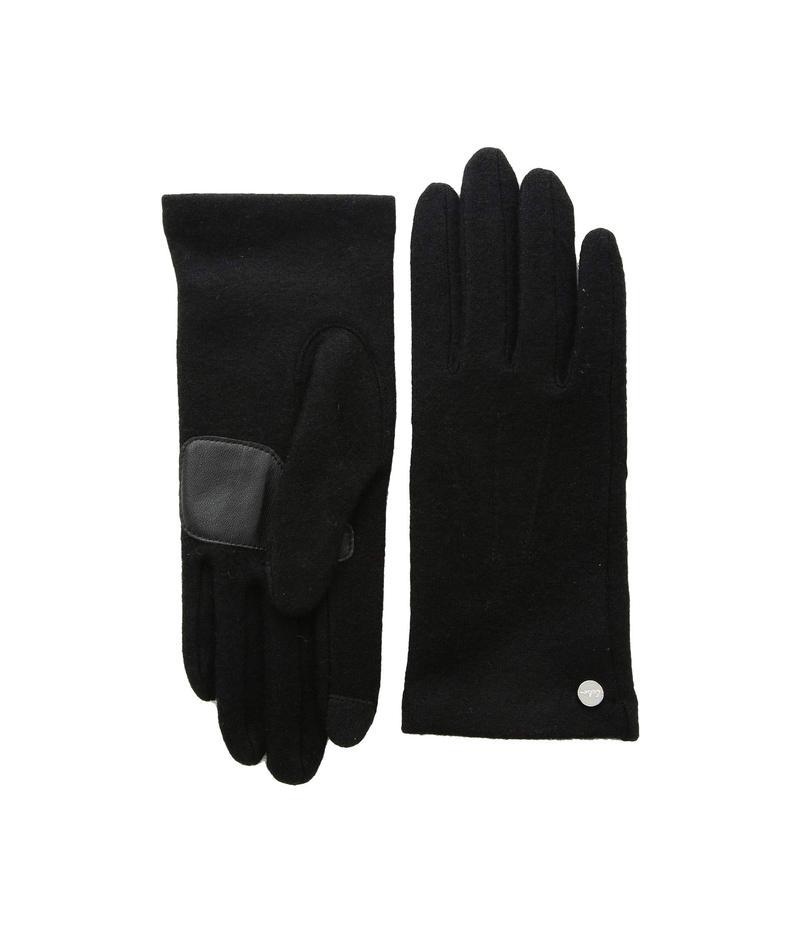 エコーデザイン レディース 手袋 アクセサリー Classic Gloves Echo Black