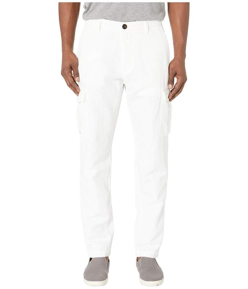 イレブンティ メンズ カジュアルパンツ ボトムス Lightweight Cargo Pants White