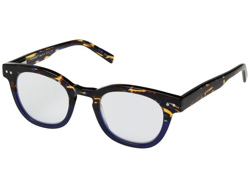 アイブブス メンズ サングラス・アイウェア アクセサリー Waylaid Blue Tortoise