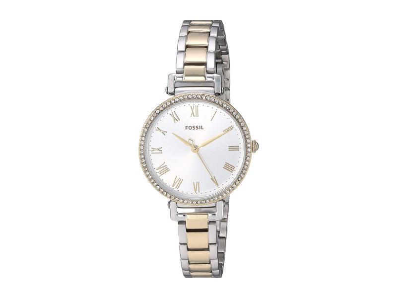 フォッシル レディース 腕時計 アクセサリー Kinsey - ES4449 Gold/Silver