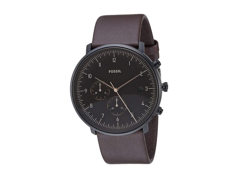 フォッシル メンズ 腕時計 アクセサリー Chase - FS5485 Brown