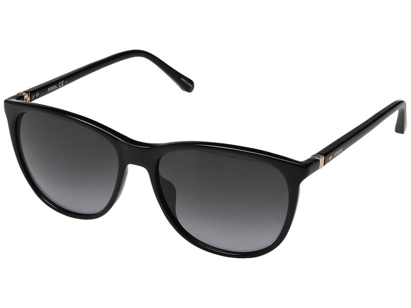 フォッシル レディース サングラス・アイウェア アクセサリー FOS 3082/S Black