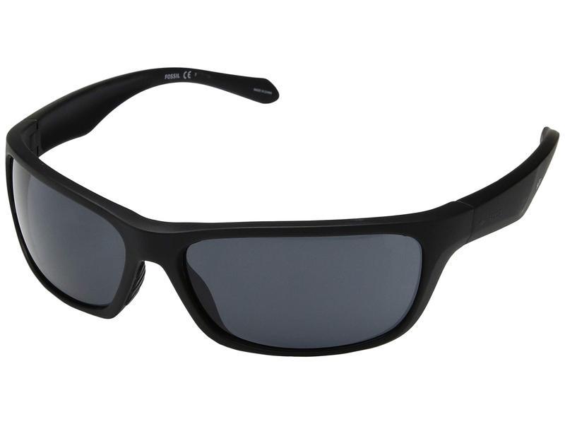 フォッシル メンズ サングラス・アイウェア アクセサリー FOS 2085/S Black