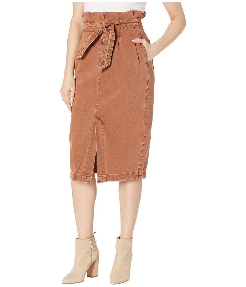 フリーピープル レディース スカート ボトムス Savannah Belted Skirt Neutral Combo