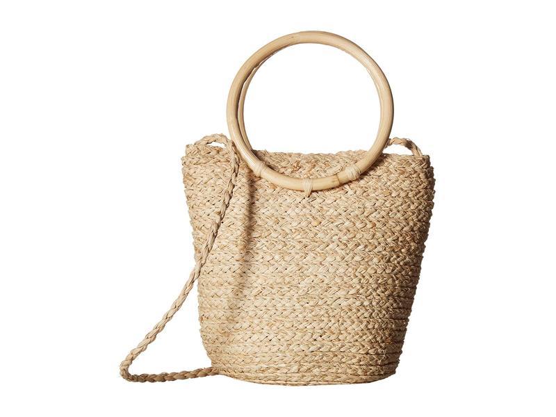 ハットアタック レディース ハンドバッグ バッグ Mini Bangle Bag Natural