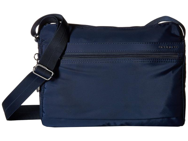 ヘドグレン レディース ハンドバッグ バッグ Eye RFID Medium Shoulder Bag Dress Blue