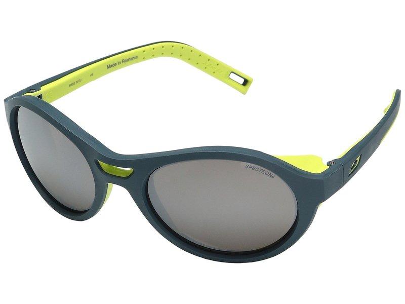 ジュルボアイウェア メンズ サングラス・アイウェア アクセサリー Tamang Sunglasses Matte Gray/Green With Spectron 4 Lens