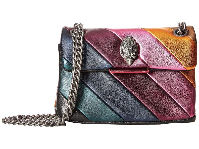カートジェイガーロンドン レディース ハンドバッグ バッグ Leather Mini Soho Bag Multi