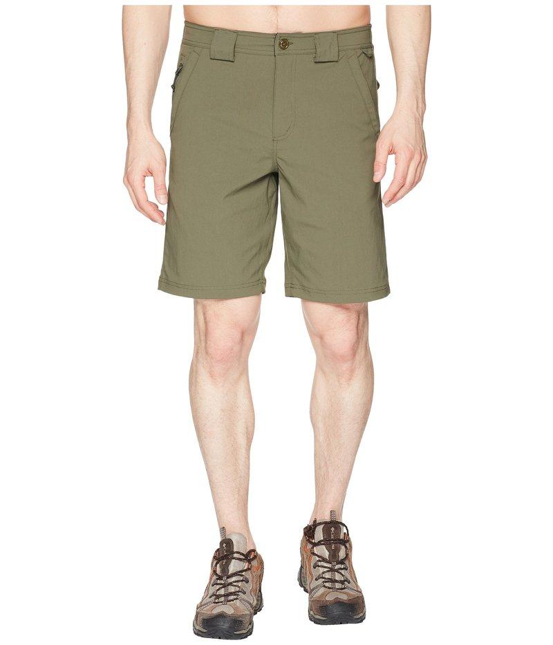 フィルソン メンズ ハーフパンツ・ショーツ ボトムス Outdoorsman Shorts Evergreen