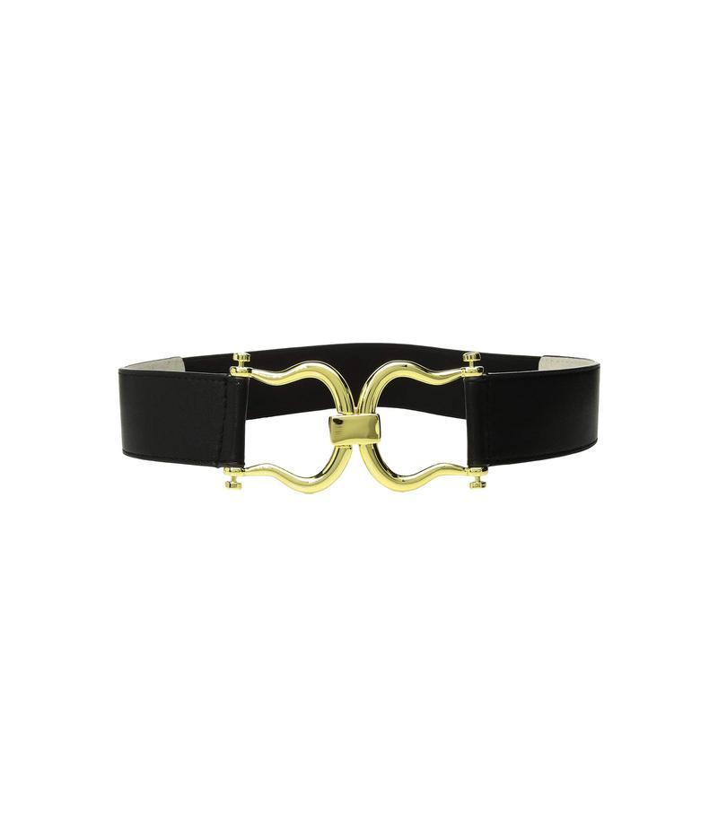ロディス レディース ベルト アクセサリー Interlock Adjustable Stretch Belt Black