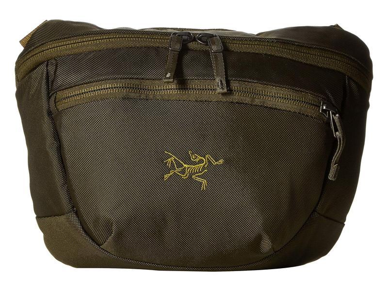 アークテリクス メンズ ボディバッグ・ウエストポーチ バッグ Maka 2 Waistpack Bushwhack