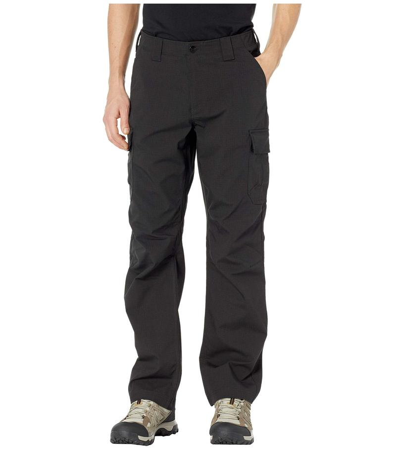 アンダーアーマー メンズ カジュアルパンツ ボトムス UA Tac Patrol Pants II Ultimate Black