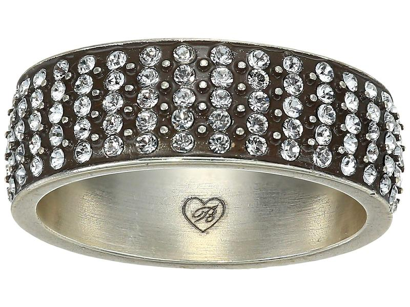ブライトン レディース リング アクセサリー Meridian Ring Crystal