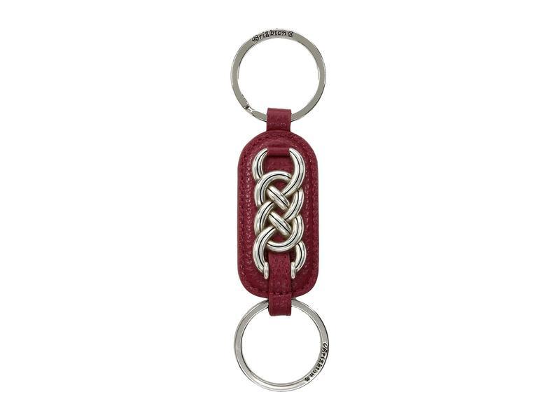 ブライトン レディース キーケース・キーリング アクセサリー Interlok Valet Key Fob Lipstick