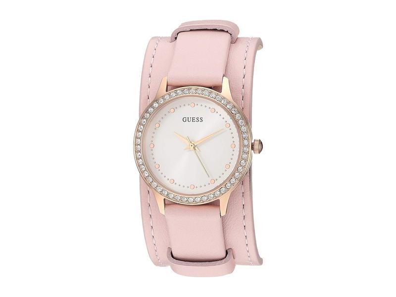ゲス レディース 腕時計 アクセサリー U1150L3 Pink/Rose Gold