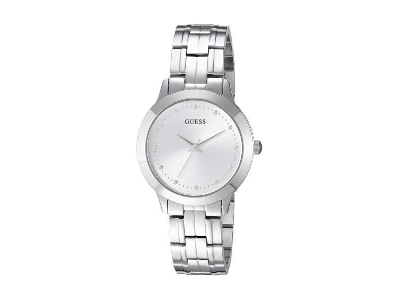 ゲス レディース 腕時計 アクセサリー U1209L1 Silver