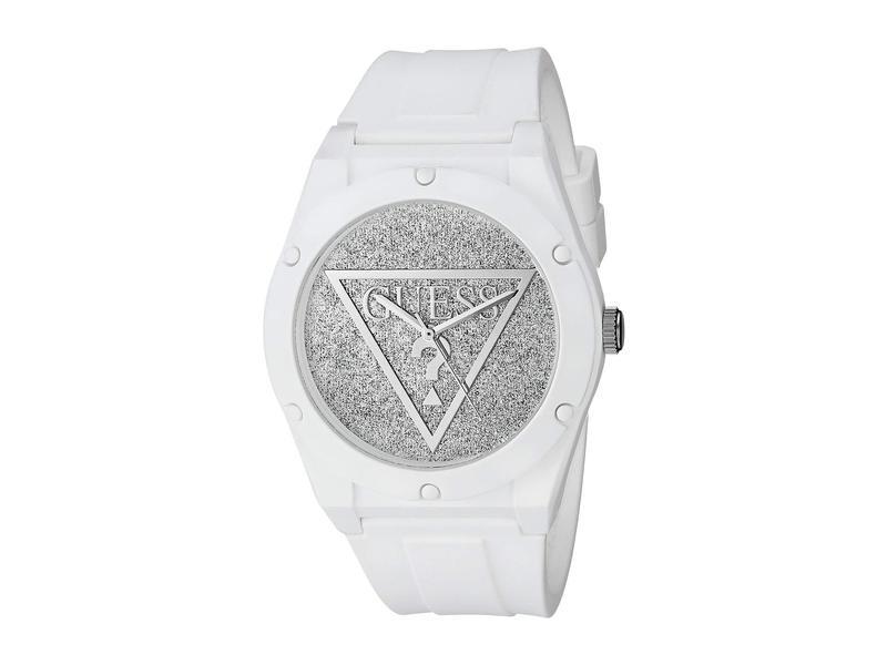 ゲス レディース 腕時計 アクセサリー U0979L22 White