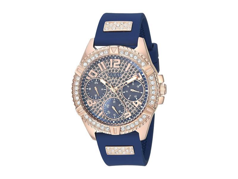 ゲス レディース 腕時計 アクセサリー U1160L3 Blue