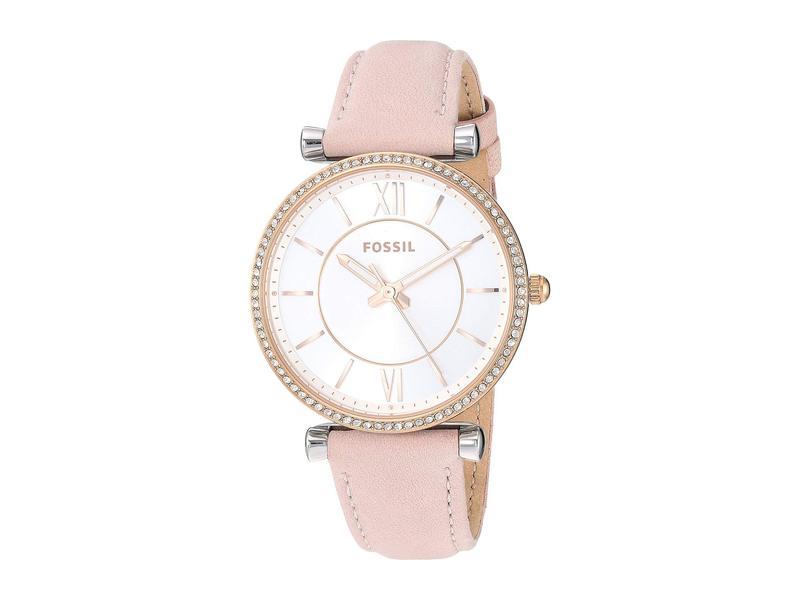 フォッシル レディース 腕時計 アクセサリー Carlie - ES4484 Nude