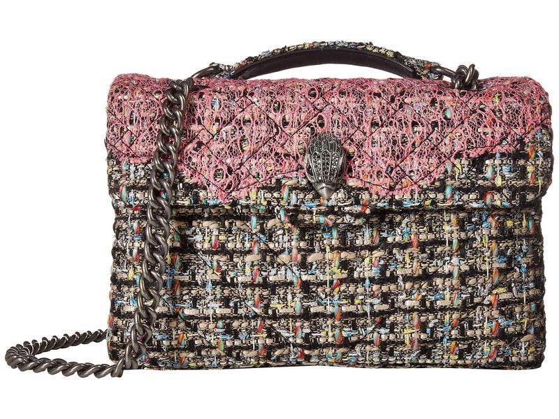 カートジェイガーロンドン レディース ハンドバッグ バッグ Kensington Tweed Shoulder Bag Multi/Other
