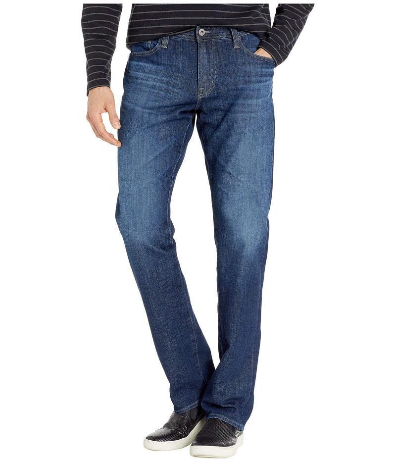 エージー アドリアーノゴールドシュミット メンズ デニムパンツ ボトムス Graduate Tailored Leg Denim Jeans in Gamma Gamma
