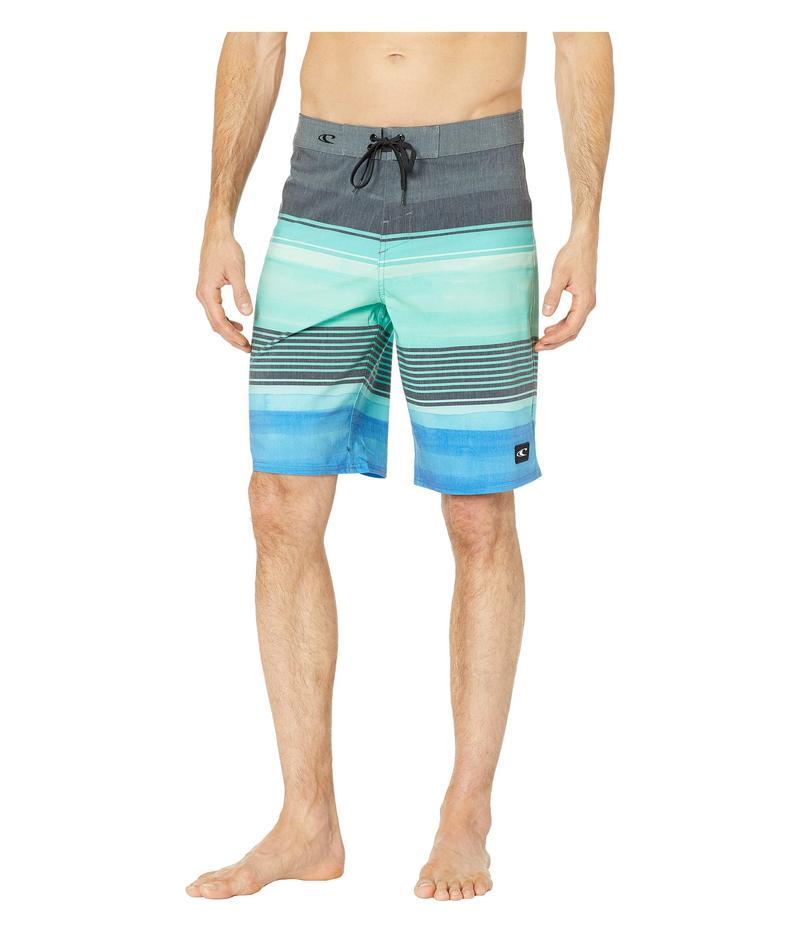 オニール メンズ ハーフパンツ・ショーツ 水着 Cooper Boardshorts Aqua