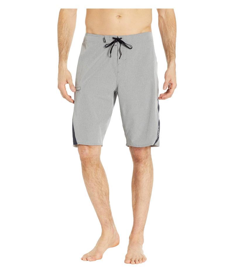 オニール メンズ ハーフパンツ・ショーツ 水着 Superfreak Boardshorts Light Grey