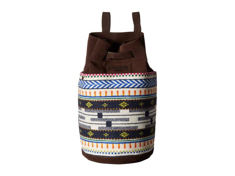 ペンドルトン レディース バックパック・リュックサック バッグ Bucket Backpack Spirit Seeker