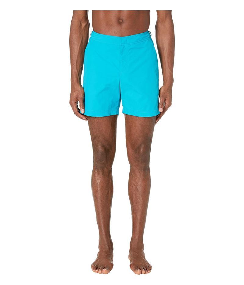 オールバー ブラウン メンズ ハーフパンツ・ショーツ 水着 Bulldog Swim Trunk Scuba Blue